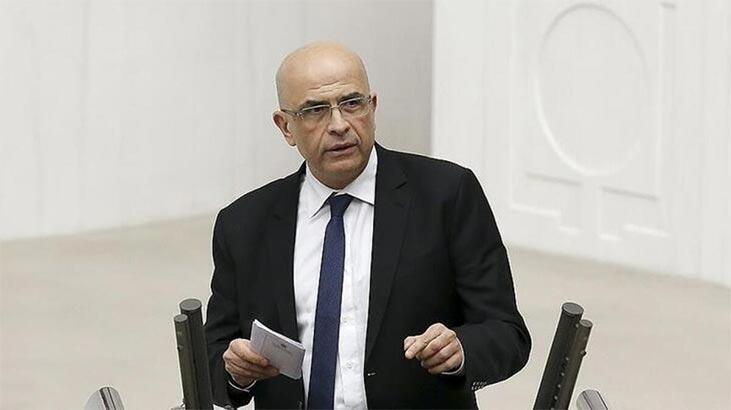 Enis Berberoğlu hakkında soru önergeleri 'kişisel' denilerek işleme alınmadı