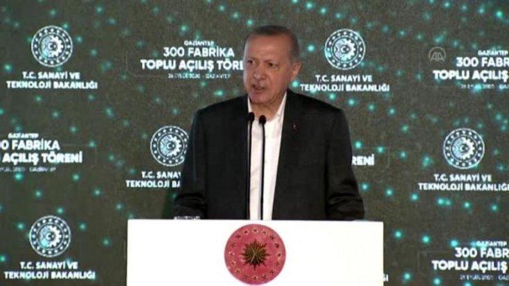 Erdoğan'ın 'yeni' diye açtığı fabrikanın 45 yıldır faaliyette olduğu ortaya çıktı