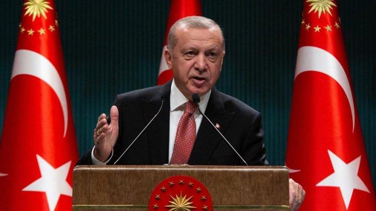 Erdoğan: Doğu Akdeniz'de, Libya'da, Ege'de haklarımızı sonuna kadar korumaya odaklandık