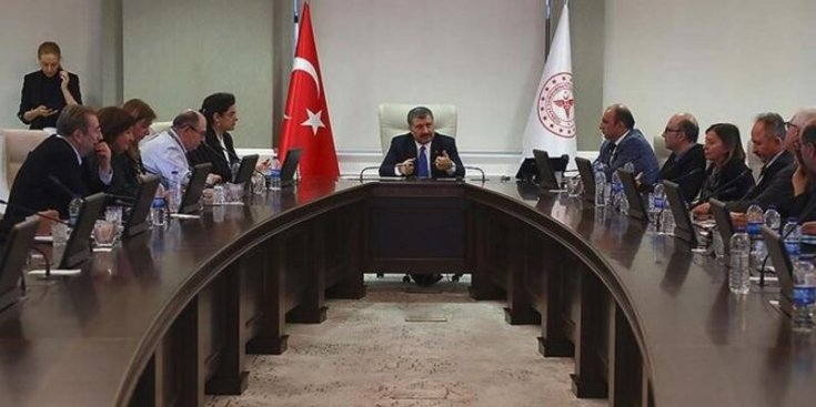 Erdoğan 'Koronayla mücadelenin birinci derecede sorumlusu Bilim Kurulu' demişti, Bilim Kurulu'ndan itiraz geldi