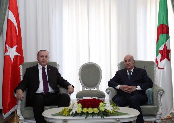 Erdoğan: Libya'da askeri çözümlerle sonuç alınamayacağını başından beri vurguluyoruz