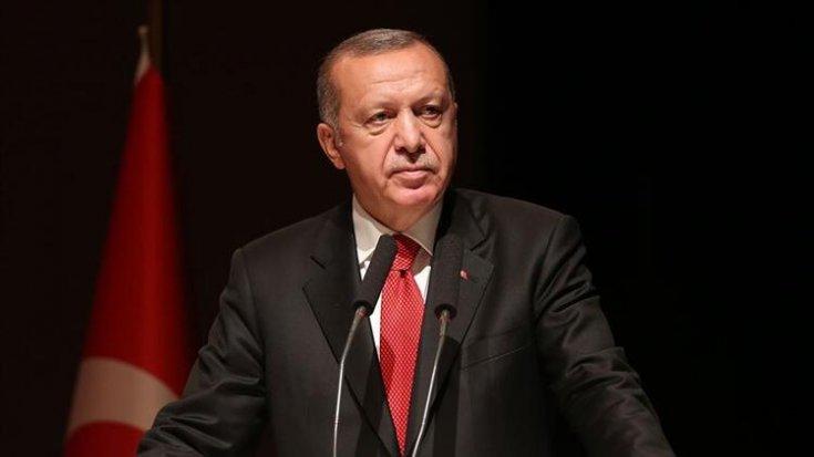 Erdoğan: Libya'nın meşru hükümeti ve kurumlarına verdiğimiz destek artarak devam edecek
