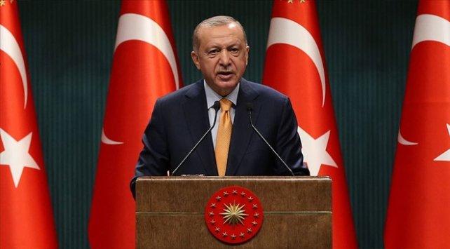 Erdoğan: Macron'un gayesi İslam ve Müslümanlar ile hesaplaşmak