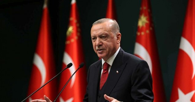 Erdoğan'ın maaşı yeni zamla 88 bin TL'ye yükseldi