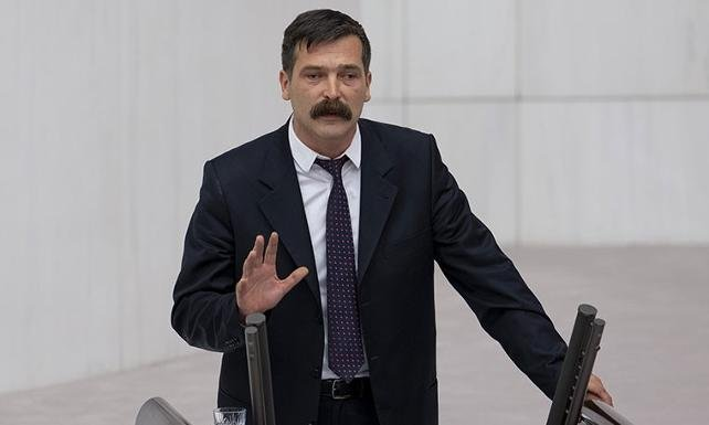 Erkan Baş: Halktan kaçırılan cumhuriyetin esir düştüğünü söylememiz gerekiyor