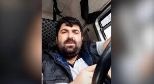'Evde kal' çağrısını eleştiren TIR şoförü gözaltına alındı
