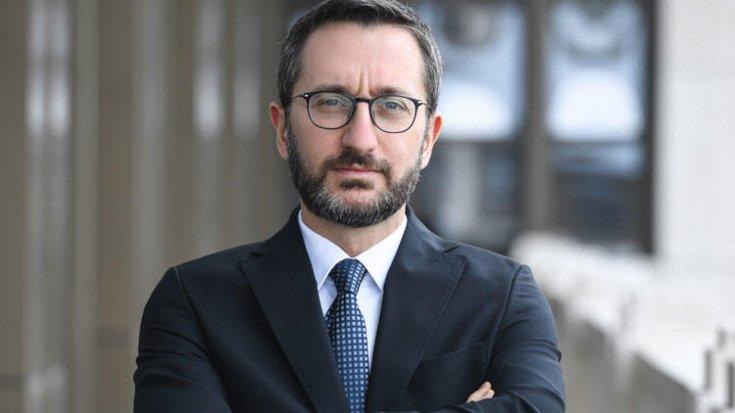 Fahrettin Altun, Kılıçdaroğlu'nun 'Şehitler tepesi bizim iktidarımızda boş kalacak' sözünü eleştirdi: Milletimiz bunun hesabını soracaktır!