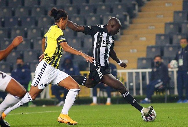 Fenerbahçe - Beşiktaş derbisini Beşiktaş 4-3 kazandı