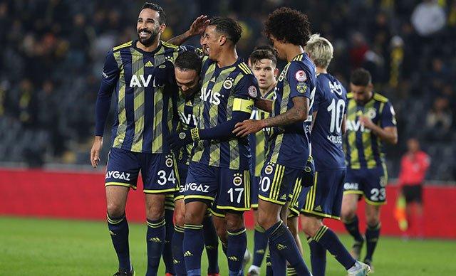 Fenerbahçe - Kayserispor: 2-0