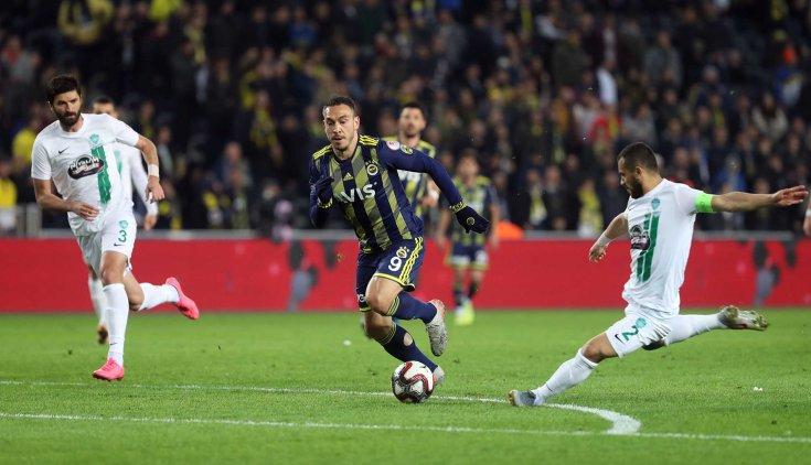 Fenerbahçe 1-0 Kırklarelispor