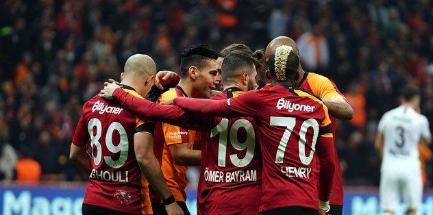 Galatasaray - Gençlerbirliği: 3-0