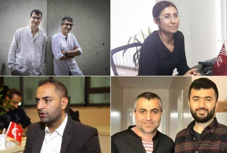 Libya'da şehit olan MİT üyesi cenazesi davasında tutuklu yargılanan gazetecilerin ilk duruşması 24 Haziran'da Çağlayan Adliyesi 34. Ağır Ceza Mahkemesinde görüldü; Gazetecilerin tüm ifadeleri haberde