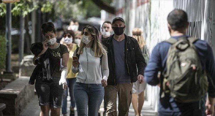 Gaziantep'te 2 bin 913 kişiye maske takmama ve sosyal mesafe cezası kesildi