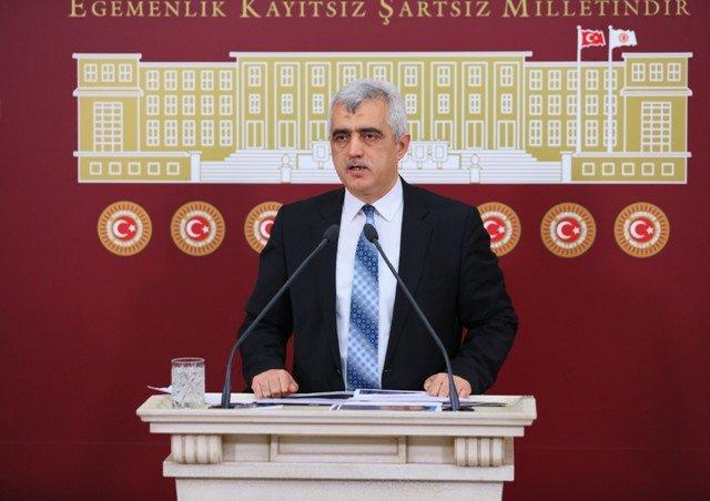 Gergerlioğlu: AK Parti bütün bu yargıdaki adaletsizliği, Ayasofya'yı cami yaparak örtmeye çalışıyor