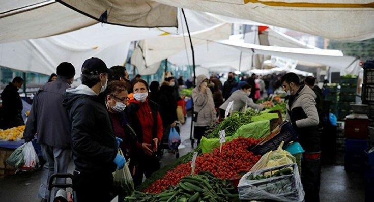 Gıda fiyatlarında yükseliş haziran ayında da sürüyor