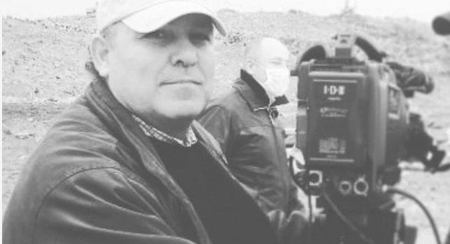 Görüntü yönetmeni Ahmet Servidal, koronavirüs nedeniyle hayatını kaybetti