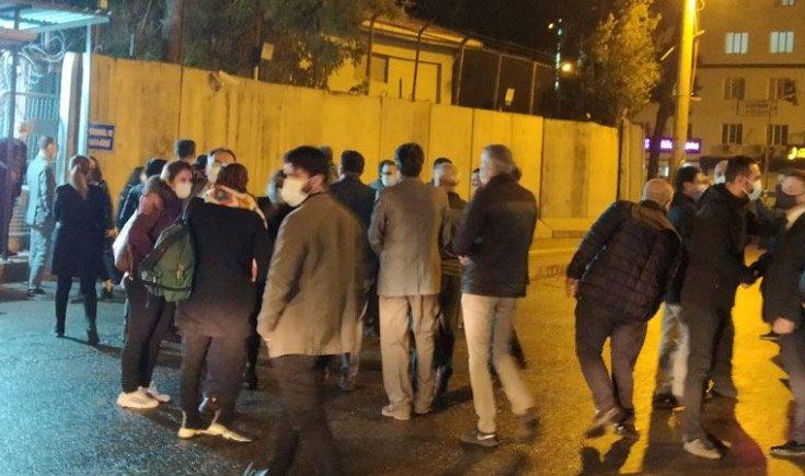 Gözaltına alınan 24 avukattan 22'si serbest bırakıldı