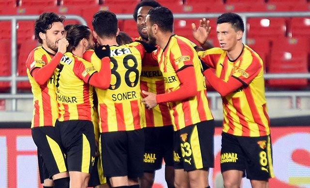 Göztepe - Çaykur Rizespor: 2-0