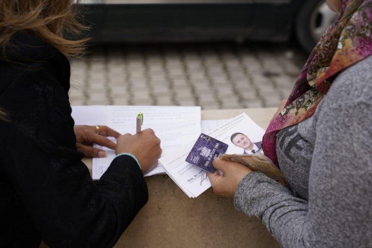 Hatay Halk Kart dağıtımına başlandı