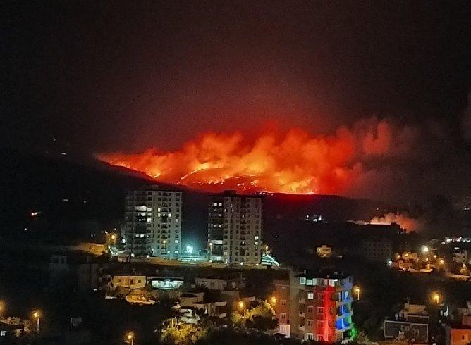 Hatay Yanıyor! Bakan Pakdemirli duyurdu; An itibariyle #Hatay'daki tüm orman yangınlarını kontrol altına aldık