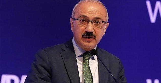 Hazine ve Maliye Bakanı Elvan'dan Merkez Bankası açıklaması