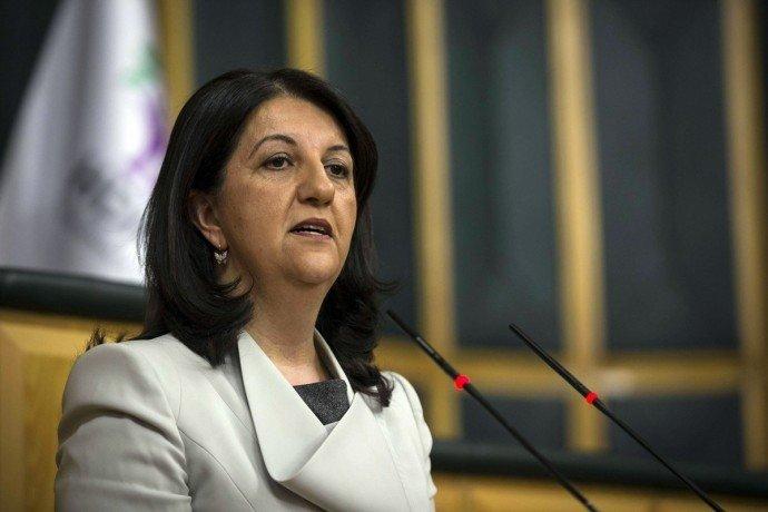 HDP'li Buldan: Ülkeyi tek başkanlığa teslim etmeyeceğiz