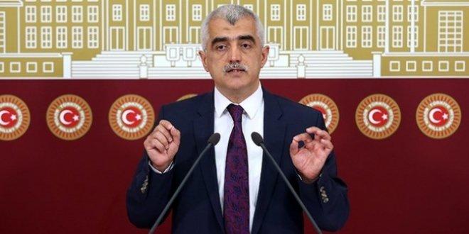 HDP'li Gergerlioğlu: Depremde zarar gören bütün vatandaşlara eşit davranmaları gerekirken ayrımcılık yapıyorlar