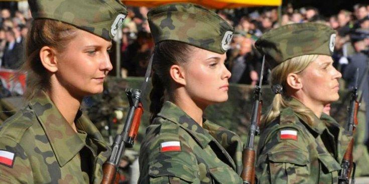 Hollanda'da cinsiyet eşitliği kapsamında kadınlara da zorunlu askerlik yükümlülüğü getirildi