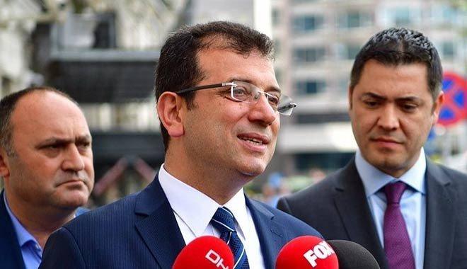 İBB Başkanı Ekrem İmamoğlu'nun danışmanlarının maaşı belli oldu