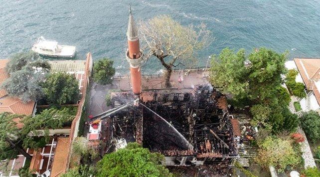 İBB itfaiye raporu: Yangın elektrik tesisatından çıktı