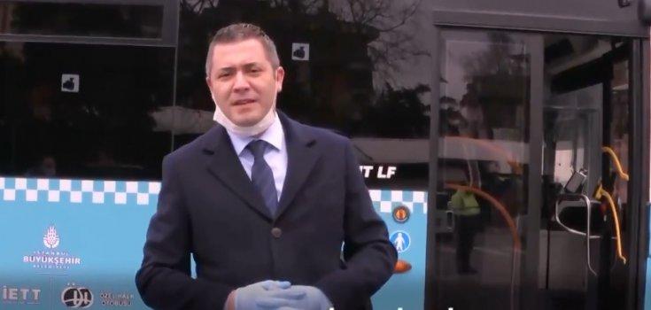 İBB Sözcüsü Murat Ongun'dan bakanlık genelgesine videolu yanıt