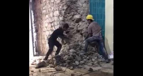 İBB'nin Galata Kulesi'ndeki yıkım için Koruma Kurulu'na yaptığı başvuru değerlendirmeye alınmadı