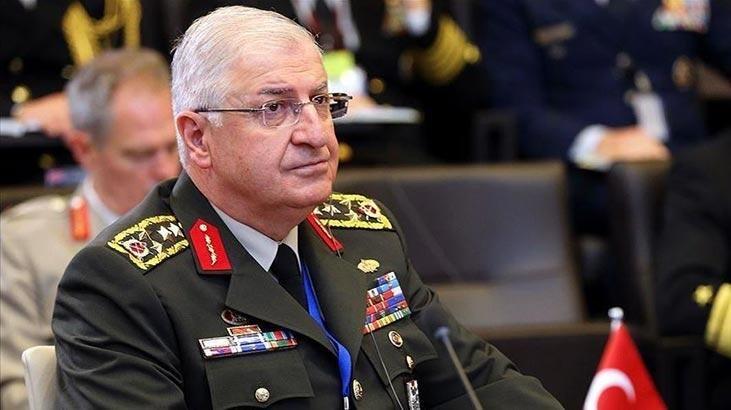 İdlib saldırısından 2 gün sonra baş sağlığı mesajı yayınlayan Genelkurmay Başkanı Yaşar Güler'e tepki: Hayırlı olsun, internet bağlatmışsınız!