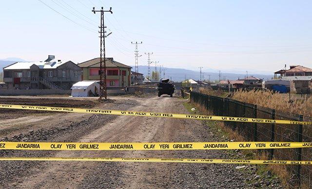 Iğdır'ın Halfeli beldesindeki 1 sokak karantinaya alındı