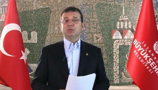 İmamoğlu: İBB tüm olanaklarıyla seferberlik halinde