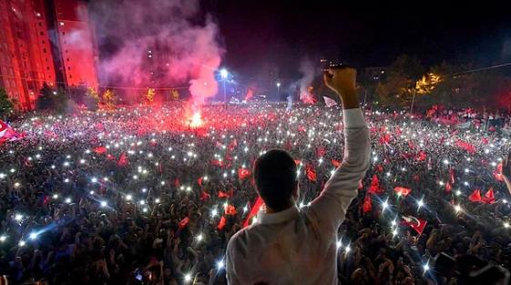 'İmamoğlu Kampanyası' dünyanın en iyi seçim kampanyası seçildi