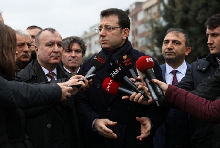 İmamoğlu'ndan İstanbullulara 'Kanal İstanbul' çağrısı: Sürece dair katkı sunmak isteyen herkesi itiraz etmeye davet ediyorum