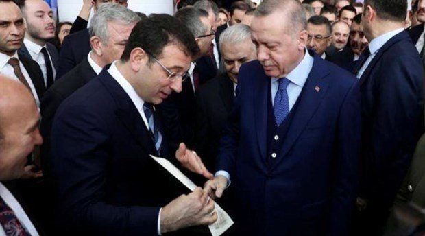 İmamoğlu'nun Erdoğan'a verdiği mektubun içeriğine dair bazı detaylar ortaya çıktı