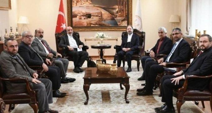 İstanbul Sözleşmesi'nin kaldırılması için Erdoğan'a rapor sunan platformdan geri adım: Mayınlı alana girdiğimizi fark ettik, çekiliyoruz