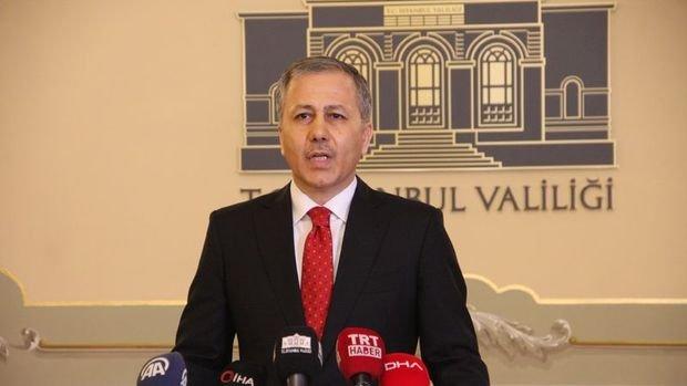 İstanbul Valisi Ali Yerlikaya'dan kademeli mesai saatleriyle ilgili açıklama