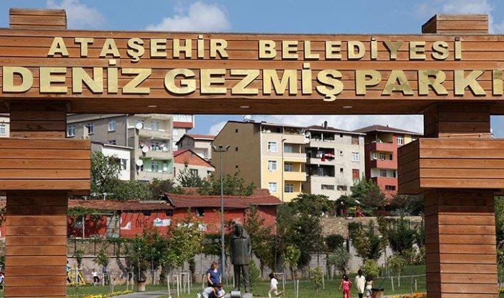 İstanbul'a deprem parkları geliyor