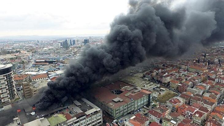 İstanbul'da sekiz ayda 13 bin 804 yangın