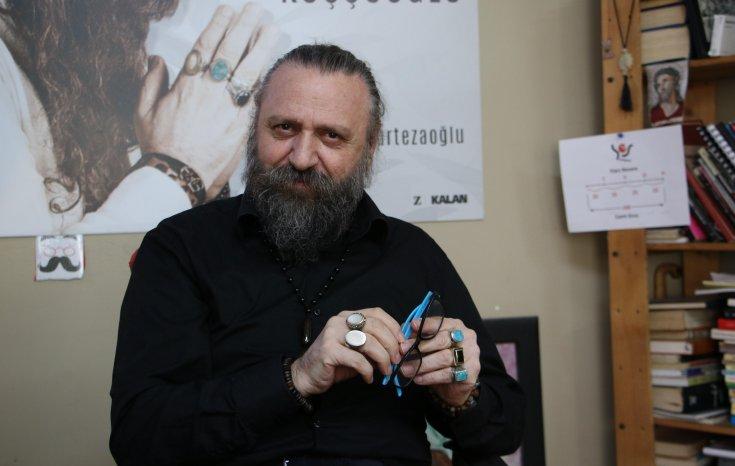İstanbul'da Sürgünde Yaşayan İranlı Sanatçı Cavit Murtezaoğlu Hayatını Kaybetti