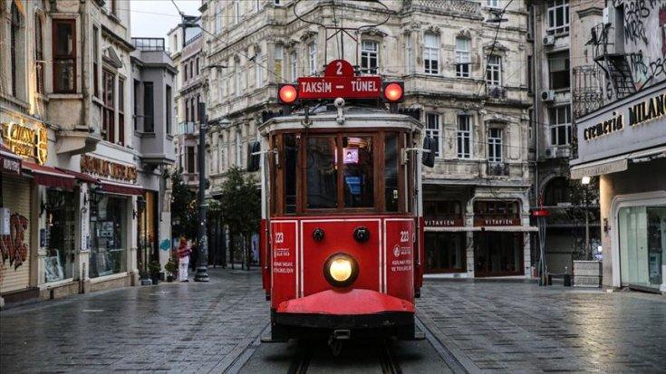 İstanbul'da yaklaşık 2,5 milyon kişi sokakta