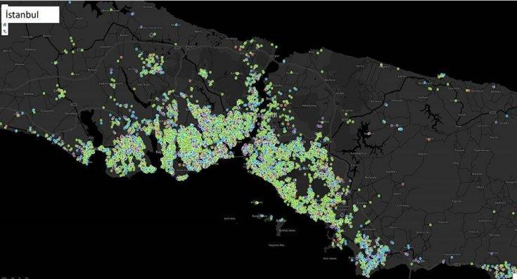 'İstanbul'daki vakaların çoğu işçilerin yoğun olduğu mahallelerde'