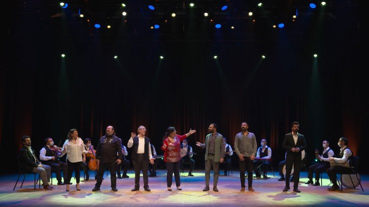 İstanbul'un sesleri İBB'nin projesinde bir araya geliyor
