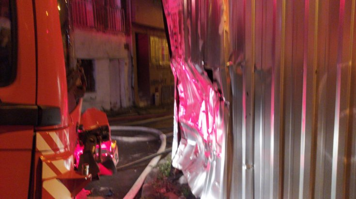 İtfaiye aracı kazasına soruşturma başlatıldı