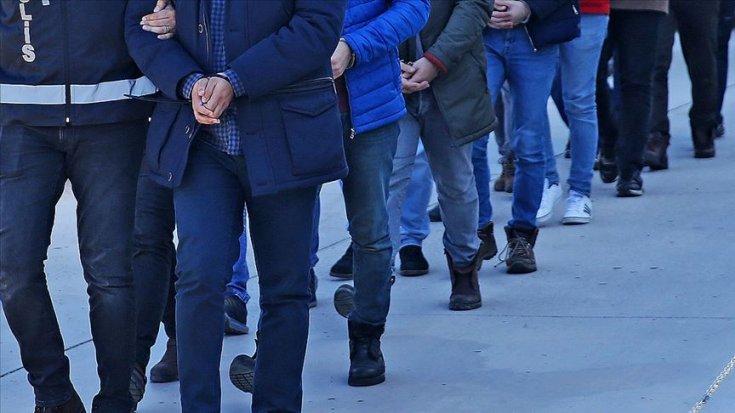 İzmir merkezli 49 ilde FETÖ operasyonu: 115 gözaltı