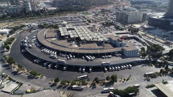 İzmir Otogarı, Ana Transfer Merkezi'ne dönüşüyor