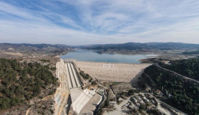 İZSU ile DSİ arasında Gördes Barajı için devir-teslim protokolü imzalandı